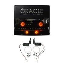 Oracle Lighting CR-3C0510CF-A - Chrysler 300C CCFL Halo Fog Light Rings - Amber - $129.99