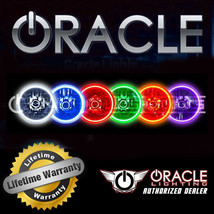 Oracle 2007 2010 Chrysler Sebring Color Shift Led Fog Light Halo Ring Kit - $134.99