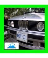 1984-1991 BMW E30 3 SERIES CHROME TRIM FOR GRILL GRILLE W/5YR WARRANTY - $25.99