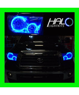 2007-2013 TOYOTA TUNDRA BLUE LED LIGHT HEADLIGHT HALO KIT by ORACLE - $177.99