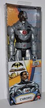 """2015 DC COMICS CYBORG LIMITED EDITION COLLECTIBLE POSABLE 12 """" ACTION FI... - $20.00"""