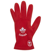 Adidas COC ClimaWarm  Gloves Canadian Olympic Team Size M FREE SHIPPING ... - $24.97