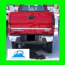 2004-2012 GMC CANYON PRECUT CHROME TRUNK TAILGATE TRIM MOLDING W/5YR WAR... - $29.95