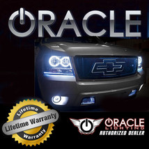 ORACLE 2005-2010 Chrysler 300C 6000K CCFL Fog Light Halo Ring Kit - $101.15