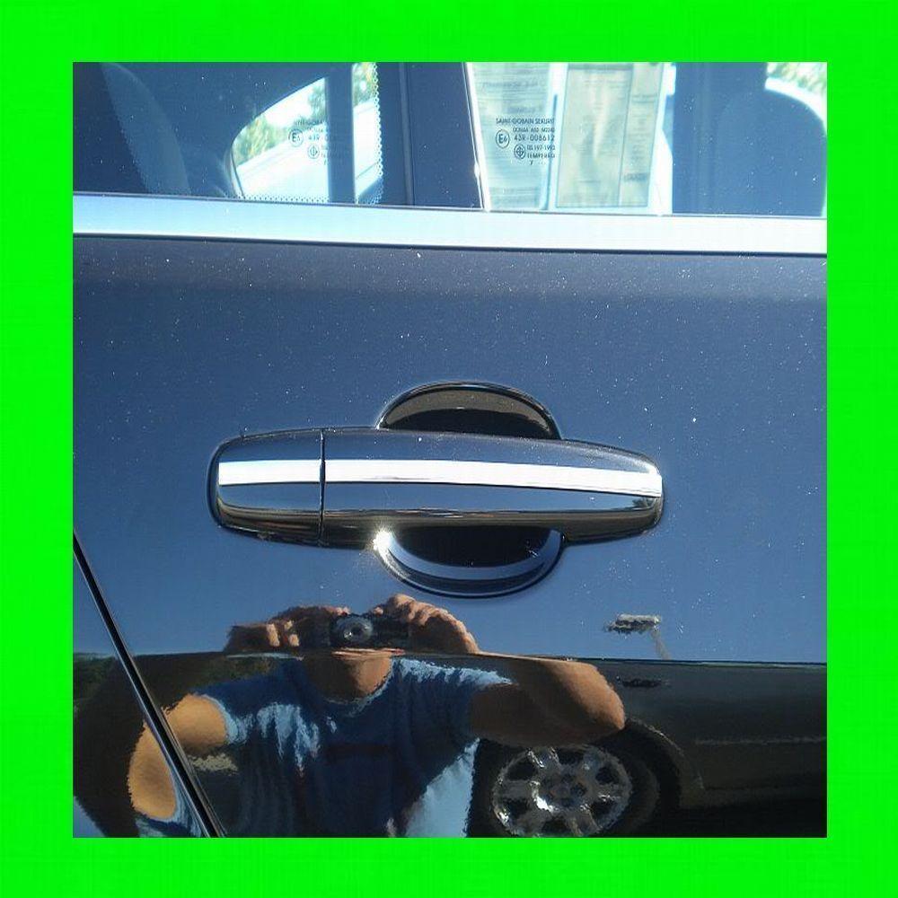 PONTIAC CHROME WINDOW TRIM MOLDING 2PC W//5YR WRNTY+FREE INTERIOR PC 2
