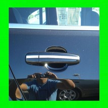 Chrome Door Handle Trim Molding For Infiniti Models 4 Pc W/Wrnty+Free Interior Pc - $13.90