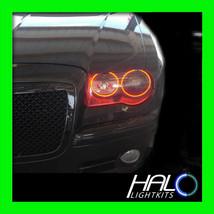 2005 2010 Chrysler 300 Red Plasma Light Headlight Halo Kit By Oracle - $208.95
