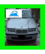 1992-1999 BMW E36 3 SERIES CHROME TRIM FOR GRILL GRILLE 5YR WARRANTY - $31.90