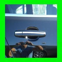 PONTIAC CHROME DOOR HANDLE TRIM MOLDING 4PC W/5YR WRNTY+FREE INTERIOR PC 1 - $13.91