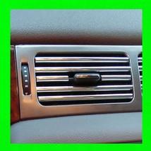 Bmw Chrome Interior Dash/Ac Vent Trim Molding W/5 Yr Wrnty 2 - $13.92