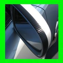 Audi Carbon Fiber Side Mirror Trim Molding 2 Pc W/5 Yr Warranty - $23.92