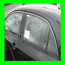 GMC CHROME WINDOW TRIM MOLDING 2PC W/5YR WRNTY+FREE INTERIOR PC 3 - $26.89