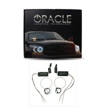 Oracle Lighting GM-SI0813CF-8K - GMC Sierra CCFL Halo Fog Light Rings - 8000K - $101.15