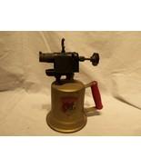Vintage Clayton & Lambert Brass Blowtorch Torch... - $97.95