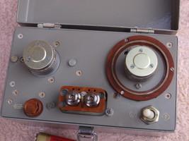 VINTAGE SOVIET RUSSIAN USSR AIRPLANE BLACK BOX FLIGHT DATA REEL WIRE REW... - $149.94