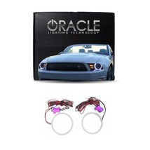 Oracle Lighting CR-3C0510PF-W - Chrysler 300C Plasma Fog Light Halo Rings - W... - $119.98