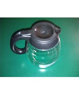 "5YY17 MR COFFEE COFFEEPOT, 12 CUP, 8"" X 6"" X 6"" +/- OVERALL, VERY GOOD C... - $17.66"