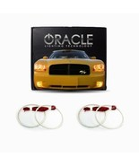 Oracle Lighting LO-EL0208-Y - Lotus Elise LED Halo Headlight Rings - Yellow - $197.99