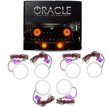Oracle Lighting CA-ES0710P-A - Cadillac Escalade Plasma Halo Headlight R... - $245.99