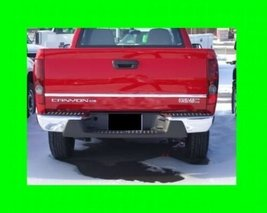 2004-2011 GMC CANYON CHROME TAILGATE TRIM MOLDING 2005 2006 2007 2008 20... - $29.99