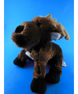 Ganz Webkinz Reindeer Plush Silky Soft - $5.04