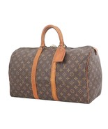 Authentic LOUIS VUITTON Keepall 45 Monogram Canvas Duffel Bag #18184 - $249.00
