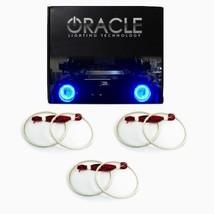 Oracle Lighting HY-AZ0708-B FOR Hyundai Azera LED Halo Headlight Rings - Blue - $197.99