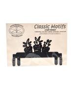 Classic Motifs Carrot Top 6 Inch Header - $15.07
