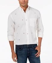 Club Room Men's Bulldog Oxford Shirt, Size S - $22.71