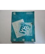 1986 Cummins C Series Engines Troubleshooting And Repair Manual USED OEM... - $54.40