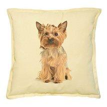 Vietsbay's Puppy Yorkshire Terrier-1 Printed Decorative Pillows Case VPL... - $14.39
