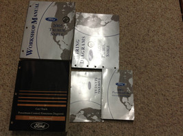 2005 Ford Taurus & Mercury Sable Service Shop Repair Manual Set W PCED E... - $226.92