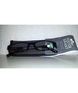 Fpster Gramt Jameson Black Rectangular Readers +1.50 with Soft Case - $14.99
