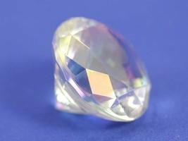 30mm 35 Carats Plastic Diamonds AB Coating For  10/CNT - $8.57