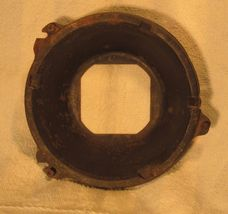 60's - 70's Chevrolet Headlight Bucket & Two Retainer Rings - $9.95