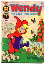 WENDY THE GOOD LITTLE WITCH #54 1969-HARVEY COMICS FR - $14.90