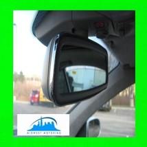 1990 1993 Volvo 240 Chrome Trim For Rear View Mirror 1991 1992 90 91 92 93 - $8.99