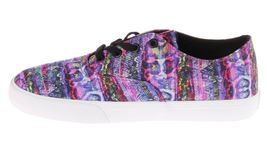 Supra Womens Wrap The Art of Maurizio Molin Gym Skate Shoes Fashion Sneakers NIB image 5