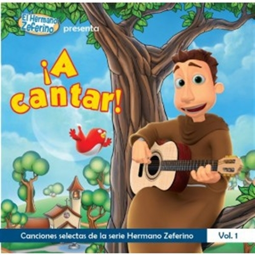A cantar    vol 1 cd   el hermano zeferino