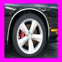 2006 2010 Mercury Sable Chrome Wheel Well / Fender Trim Moldings 4 Pc 2007 200... - $34.99