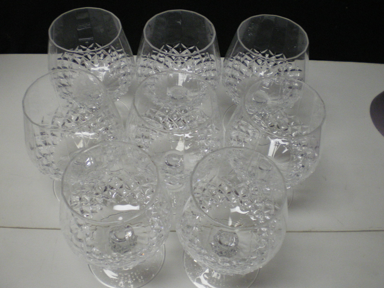 Primary image for 14 Cristal d'Arques Longchamp Brandy Snifters~~discontinued~~SET OF 15 BRANDIES