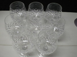 14 Cristal d'Arques Longchamp Brandy Snifters~~discontinued~~SET OF 15 B... - $139.95