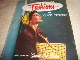 Fashions In Quick Crochet - $10.00