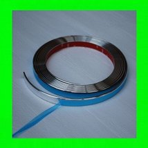 1987 1994 Mitsubishi Precis Chrome 40 Foot Trim Roll 1988 1989 1990 1991 1992... - $69.99