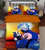 3D Japan Anime 026 Bed Pillowcases Quilt Duvet Single Queen King US Lemon - $102.84+