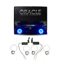 Oracle Lighting HO-CIS0405C-B - Honda Civic Sedan CCFL Halo Headlight Rings -... - $196.99
