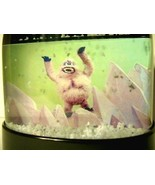 Abominable Snowman Snow Globe Rudolph the Red-Nosed Reindeer TV Special ... - $24.99