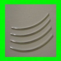 2010 2012 Mercedes Benz Glk320 Glk 320 Chrome Door Edge Trim Molding Protecto... - $7.99