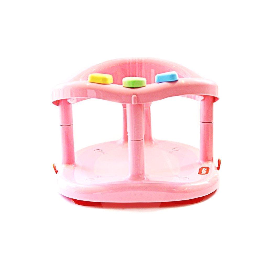 ring bath baby tub seat new keter infant anti slip chair