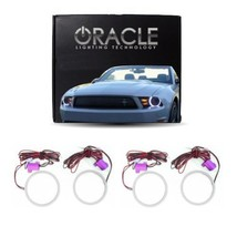 Oracle Lighting CA-ES0711P-W - Cadillac STS Plasma Halo Headlight Rings ... - $185.30